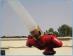 Marine fire pump package