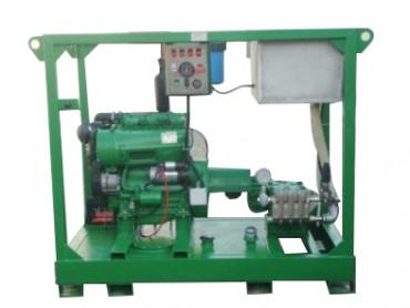 High Pressure Hydro-testing Pumps