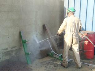 Abrasive Water Jetting